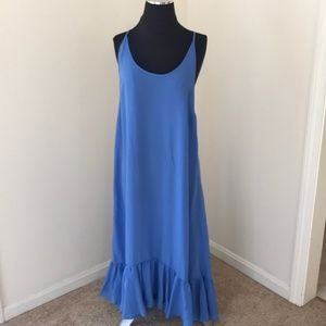 Victoria 's Secret Size S/P Blue  Dress